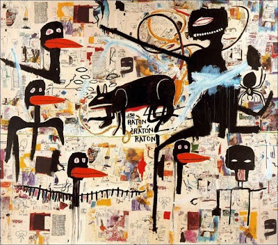Tenor (Basquiat, 1985)