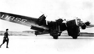 Bolkhovitinov DB-A