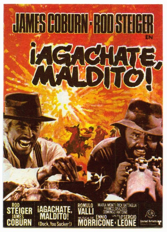 peli de sergio leone