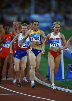 Maria Cioncan - Atenas 2004