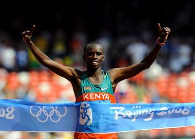 Samuel Wanjiru - Maratón