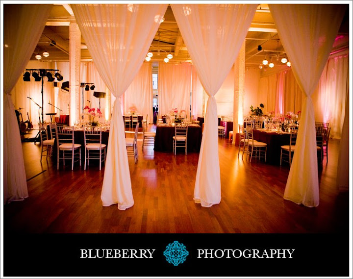 elegant San Francisco art gallery wedding crissy field