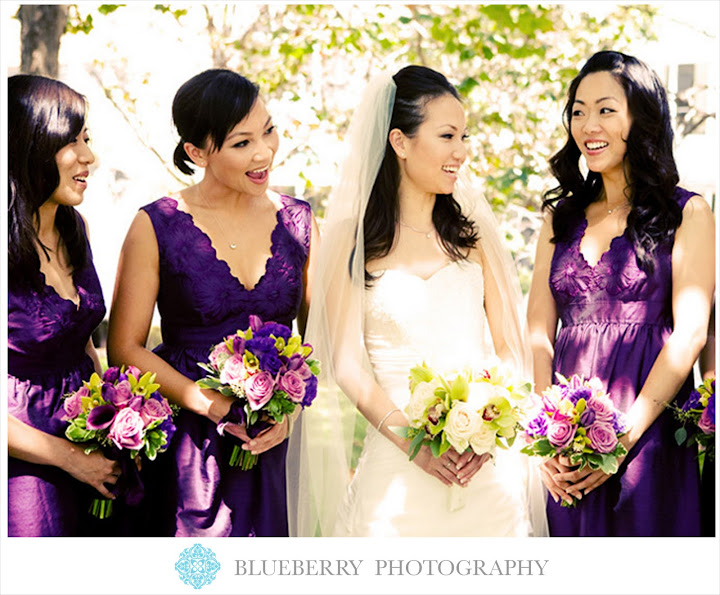 bay area bridal party wedding photographer