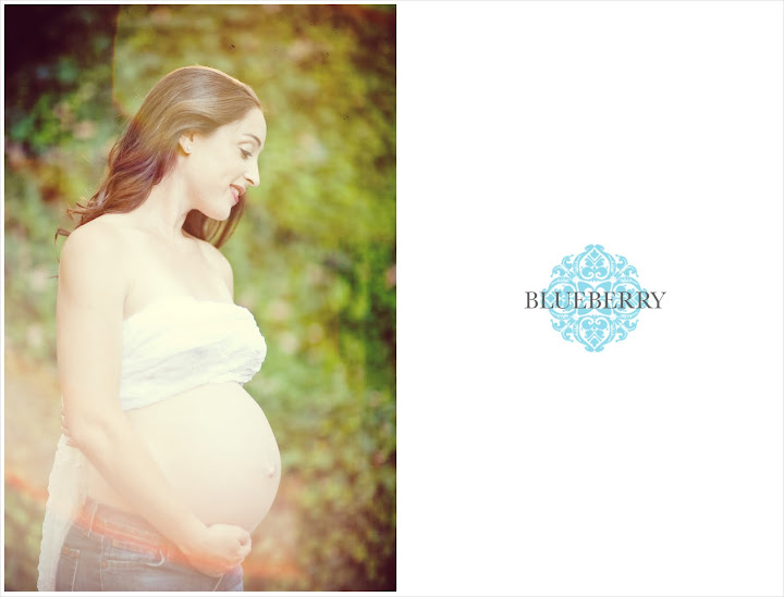 maternity session portraits
