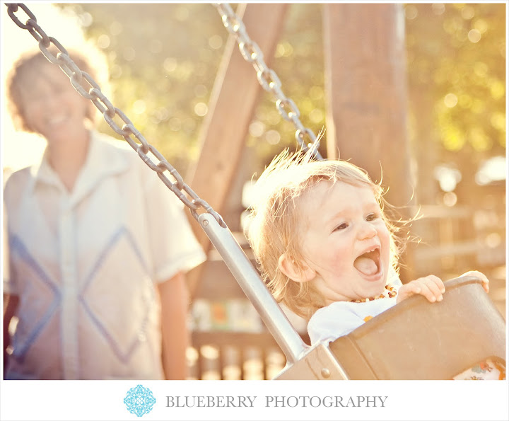 creative baby portrait photographer
