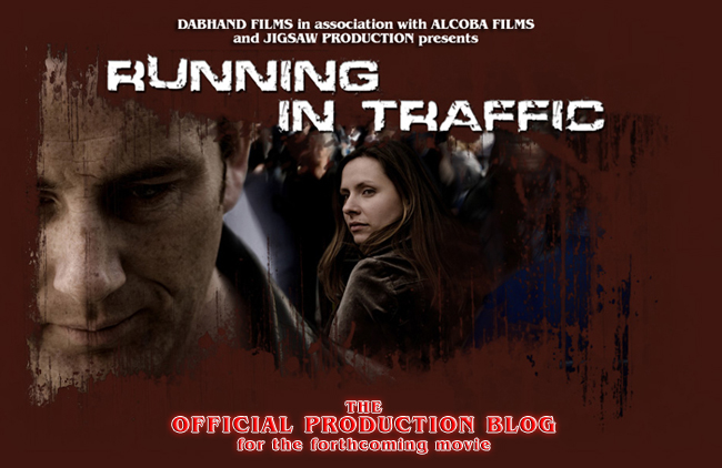 Running in Traffic official production blog