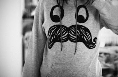 I (L) Moustache!