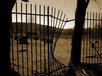 Centralia el Silent Hill Del Mundo Real Grave-yard