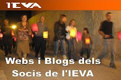 Webs i blogs de socis de l'IEVA