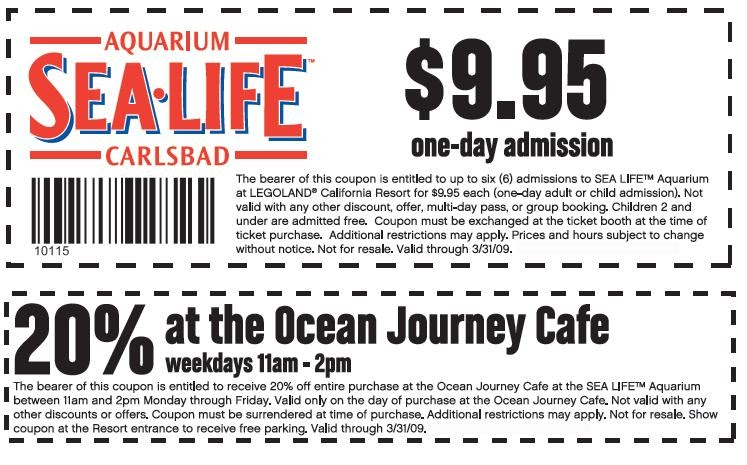 Sea life hawaii coupons