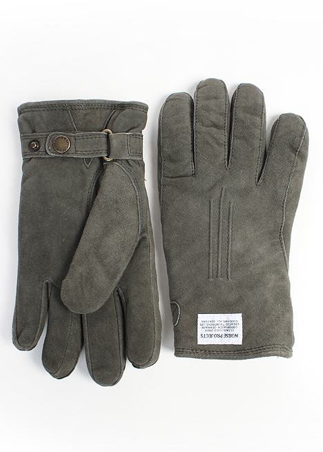 Blackbird Blog Cold Outside Norse Projects Leather Gloves