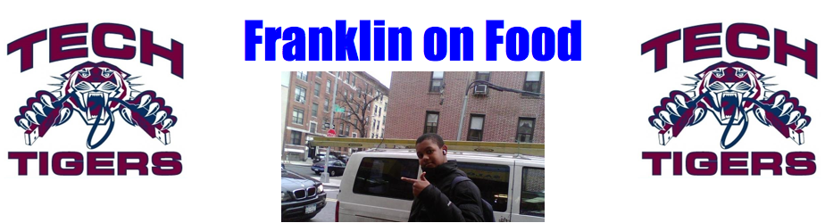 Franklin on Food