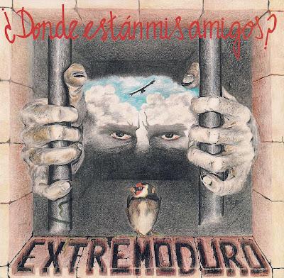 Extremoduro Extremoduro-Donde_Estan_Mis_Amigos-Frontal