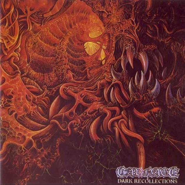 Hienoimmat levyn kannet - Sivu 4 Carnage+-+Dark+Recollections