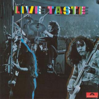Taste - Taste Live (1970 - paru en 1971) %C2%A91971+Taste+-+Live+Taste+-+Front