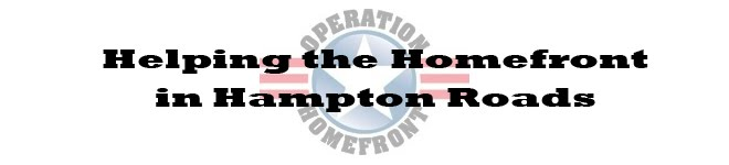 Helping the Homefront
