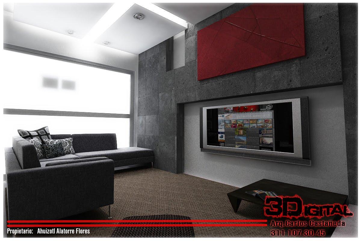 Proyectos arquitectonicos y dise o 3 d 08 24 10 - Trabajos de decoracion de interiores ...