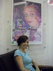 Dream World Exhibit Poster