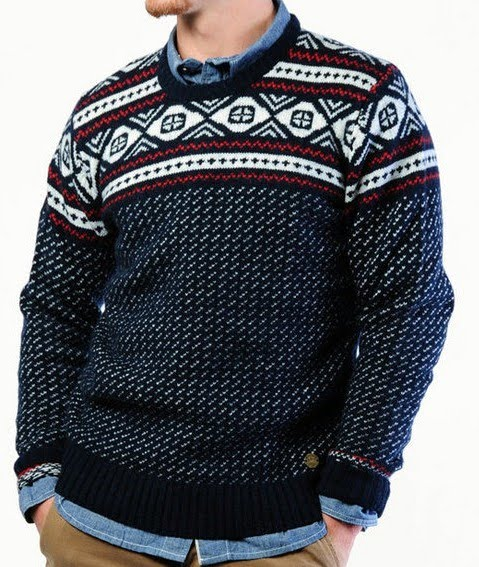 RCS Recommends: The Fair Isle Sweater » Red Clay Soul
