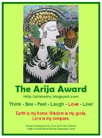Ces - Arija Award