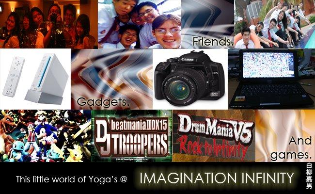 Imagination Infinity