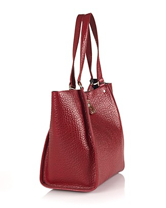 Item # 996: Pre-Order DKNY French Grain Medium Shopper Bag