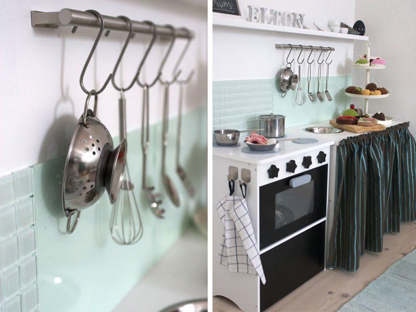 Gotlandsliv: Litet kök till liten kock