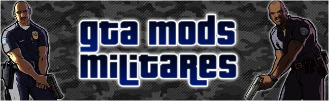 GTA Mods Militares