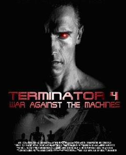 El afiche de la película cuando se consideraba que Arnold Schwarzenegger participaría
