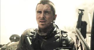 John Connor, interpretado por Christian Bale