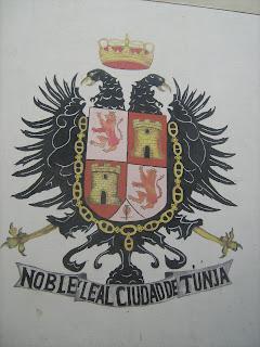 Tunja Noble ciudad