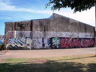 mural - cra 18A cll 22 Yopal