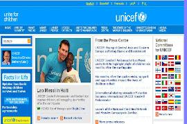 Unicef - apóie esta idéia