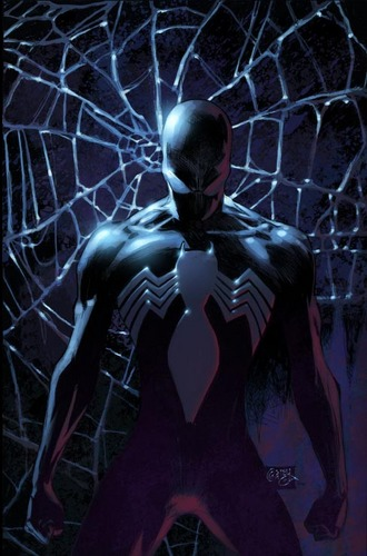 Ultimate Spiderman Black Suit Ultimate Spider Man   ...