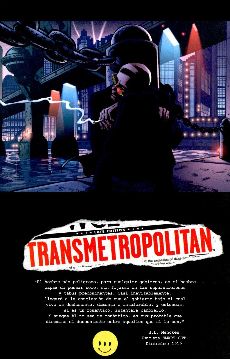 UN POCO DE NOVENO ARTE Transmetropolitan_32_p22