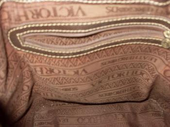 Oferta inperdivel! linda bolsa original Victor Hugo.