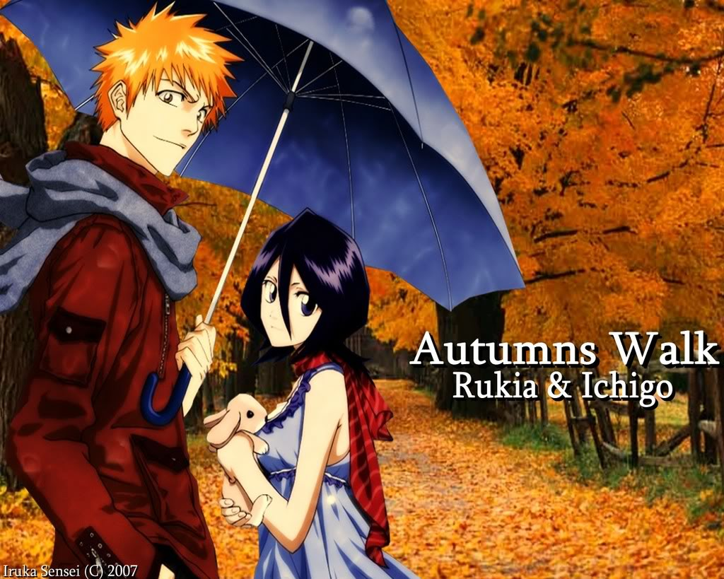 Bleach HD & Widescreen Wallpaper 0.906114096080623
