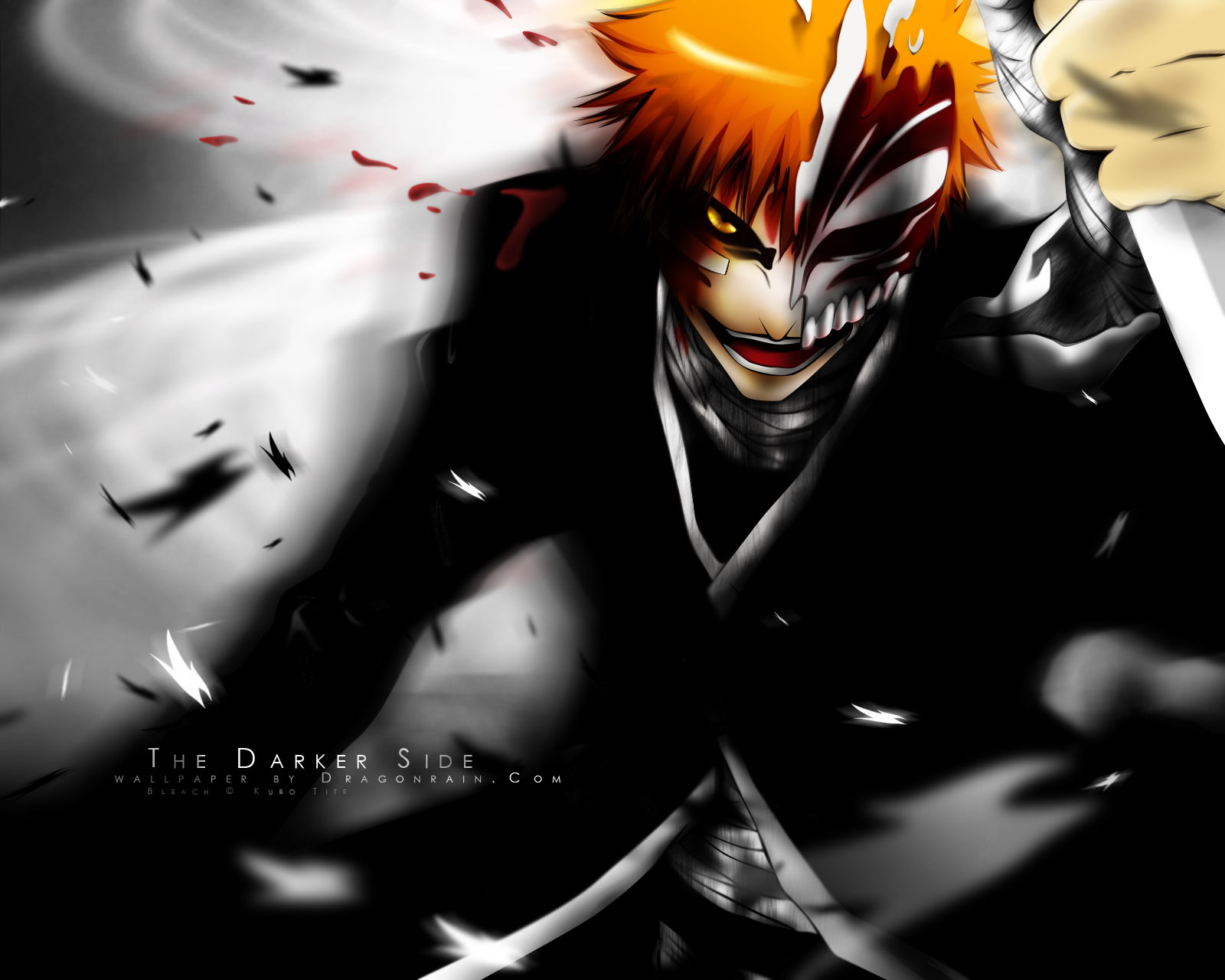 Bleach HD & Widescreen Wallpaper 0.151701258197745