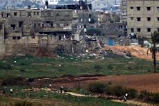 GAZA COLPITA DALLE BOMBE ISRAELIANE
