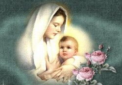 ¡Dios te salve María, llena eres de gracia!