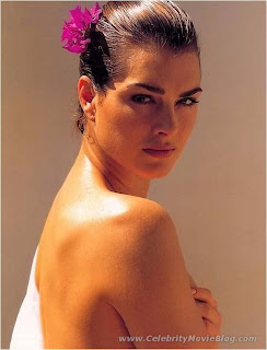 Brooke Shields Bathtub