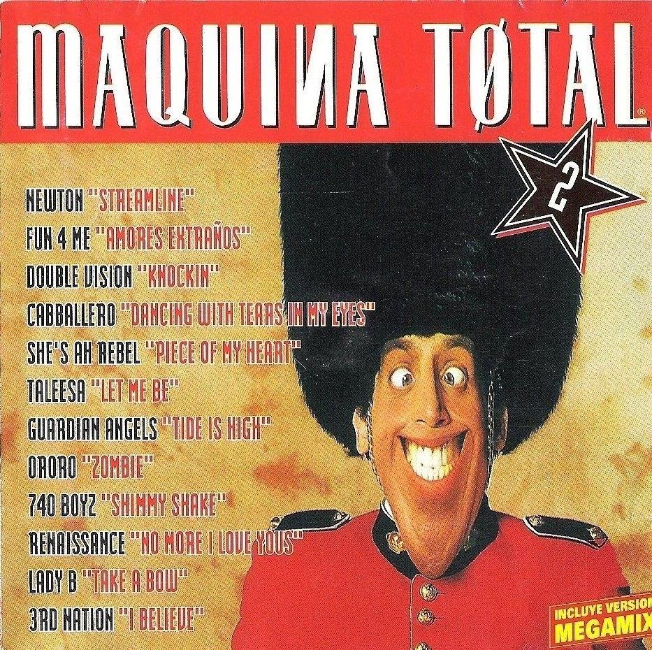 M quina total 2 1991 dance total record o melhor for 90s house music albums