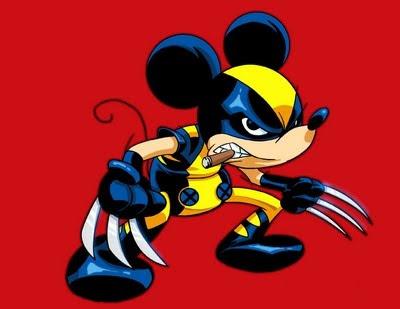Mickey X-Man