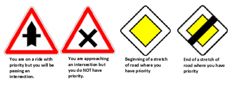 interpreting common road and work signs They use sign language, lip-reading, vocalizations, and so on to communicate  but there is one thing we all have in common: we all want to be treated with respect .