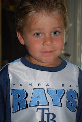 Josh going to the Rays game