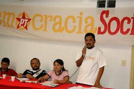 Plenaria Estadual da Democracia Socialista
