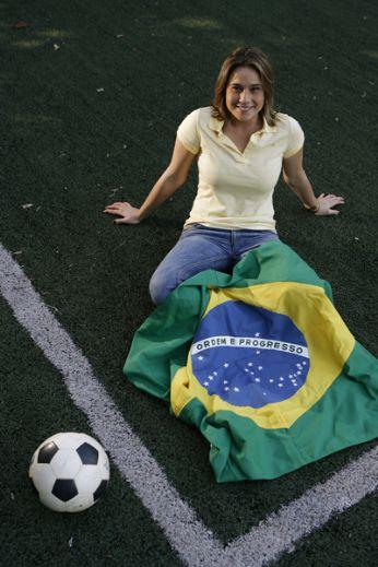 Fernanda Gentil está animada para a cobertura: 'Quero conhecer esse