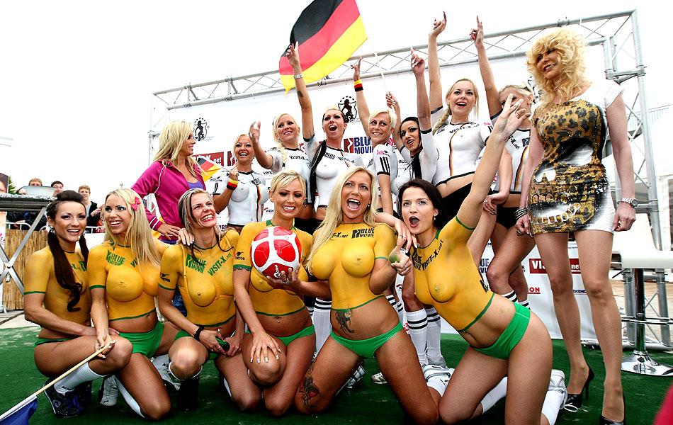 Fotos Alemanha Austr Lia Vers O Pelada Porn