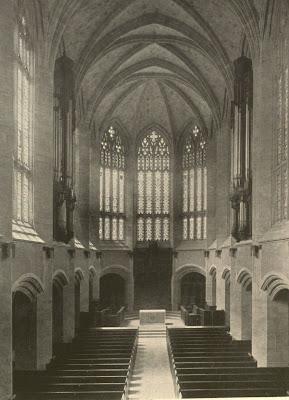 South Dutch Reformed Church, New York City; Cram, Goodhue and Ferguson
