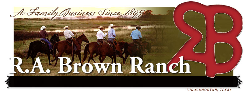 R.A. Brown Ranch Blog